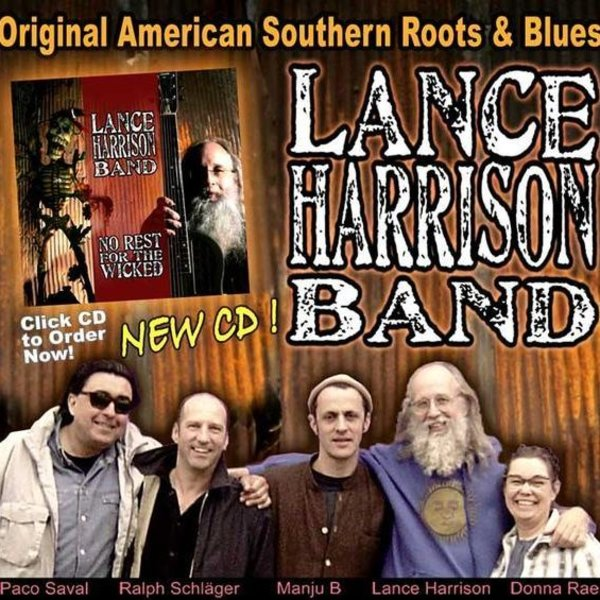 Lance Harrison Band